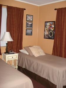 #23 Ragin Redfish bedroom