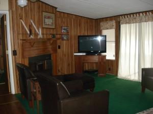 #25 Grouper Shack living room