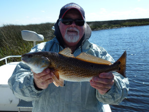 Ray Mitchell inshore fishing