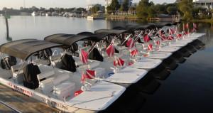 Rental Boat 2