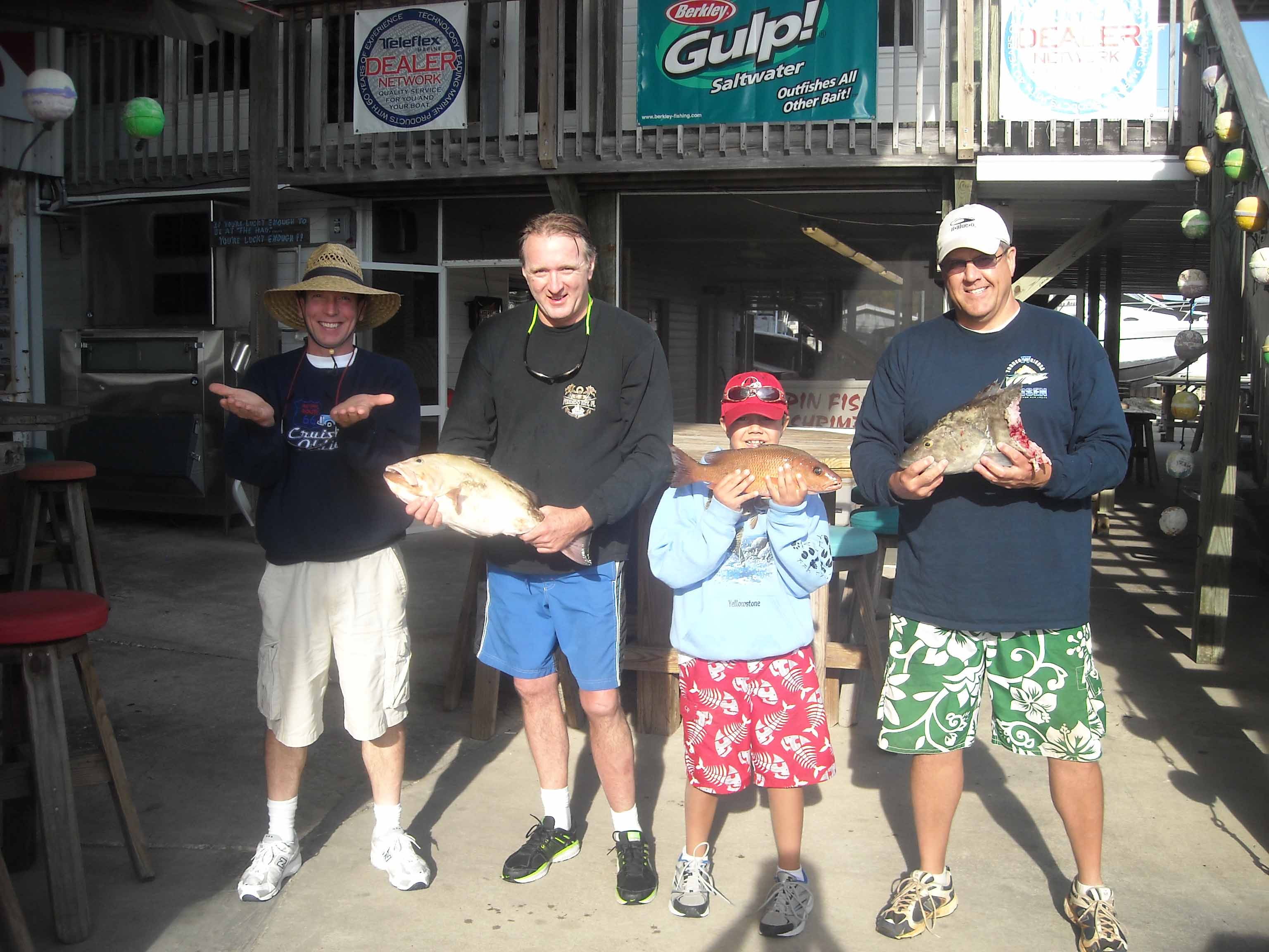 April 2013 Fishing Report and Forecast - Sea Hag Marina and