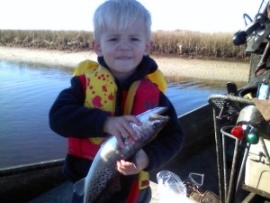 Colby Snyder is going to be a fishing machine in a few years….