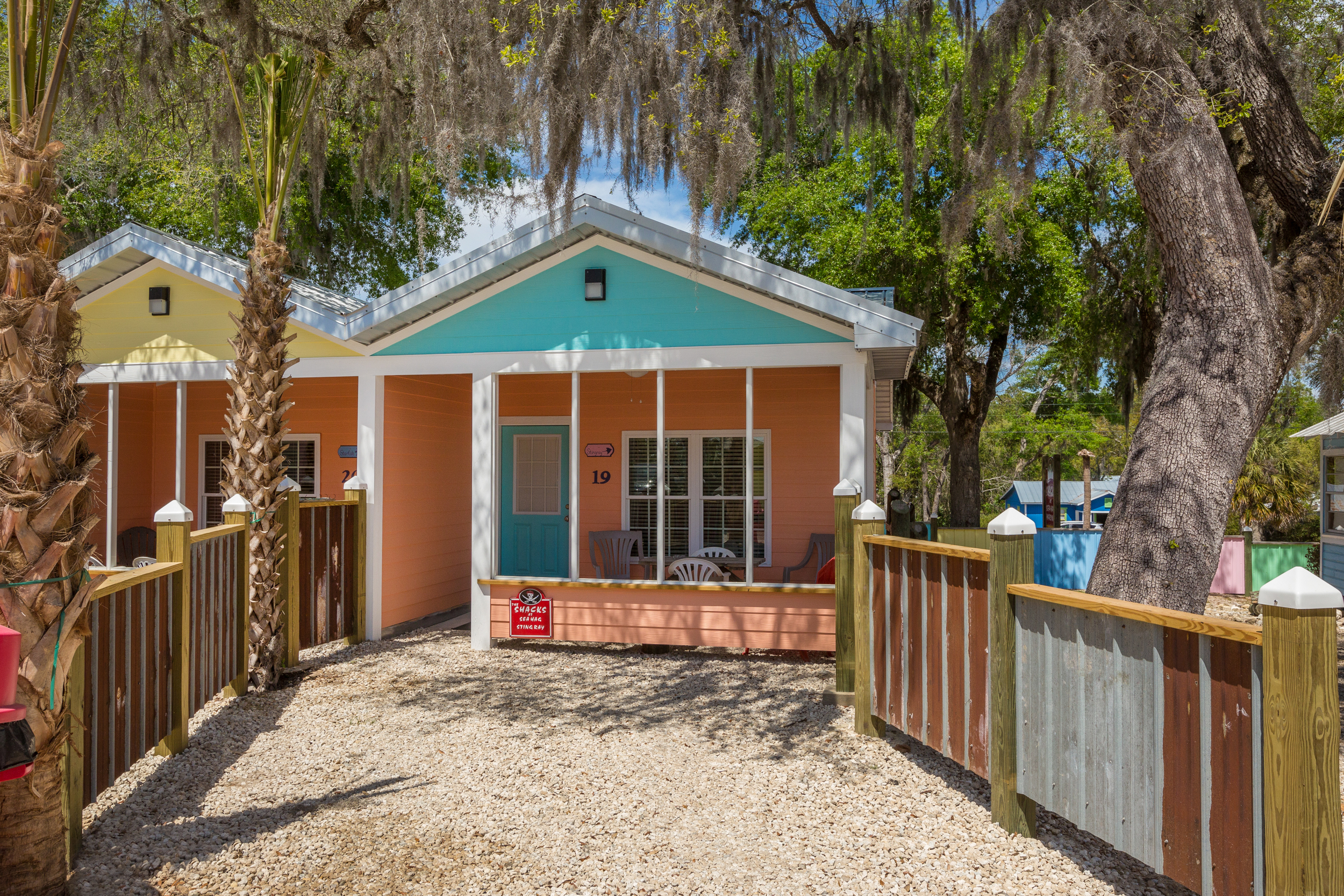 rentals campground adventure glamping cabins everglades swamp florida eco tours cabin